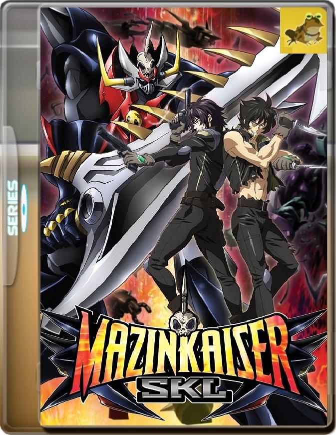 Mazinkaiser SKL (2011) Brrip 1080p (60 FPS) Japonés Subtitulado
