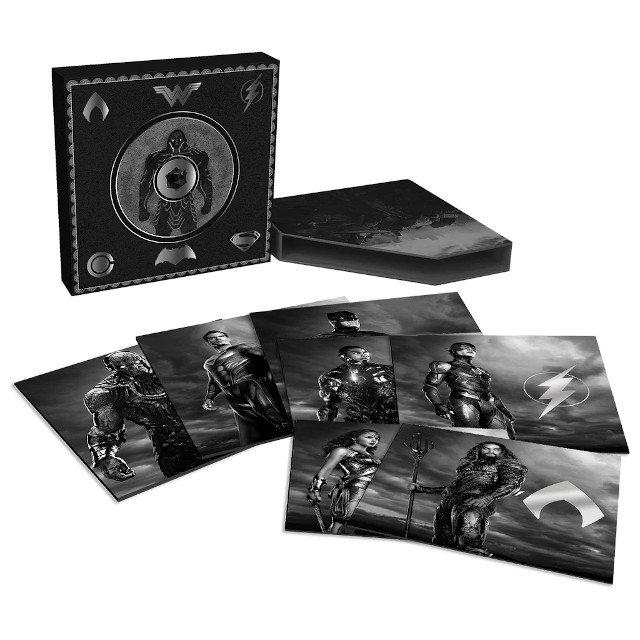 Justice League Mondo Vinyl Set
