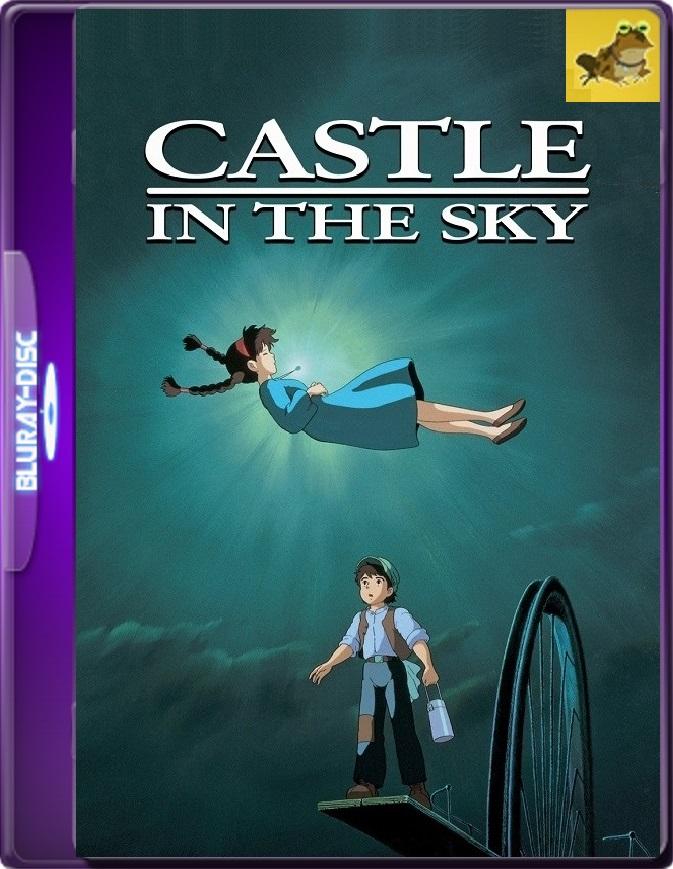 El Castillo En El Cielo (1986) Brrip 1080p (60 FPS) Latino / Japonés