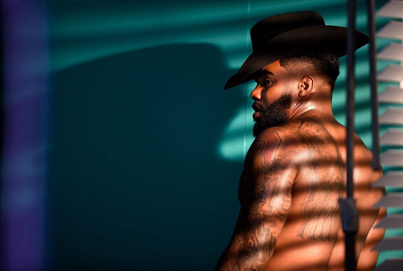 Ezekiel Elliott - ESPN The Body Issue 2017 / photo by Kwaku Alston