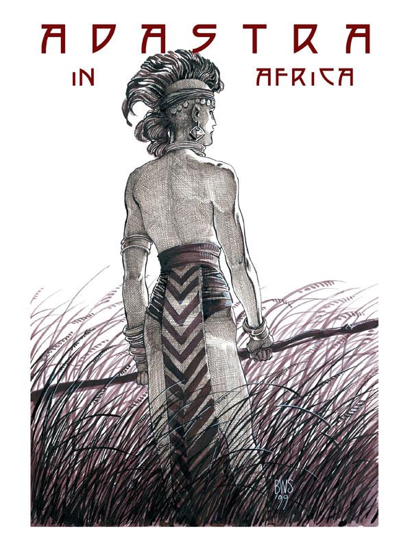 Adastra in Africa (1999)