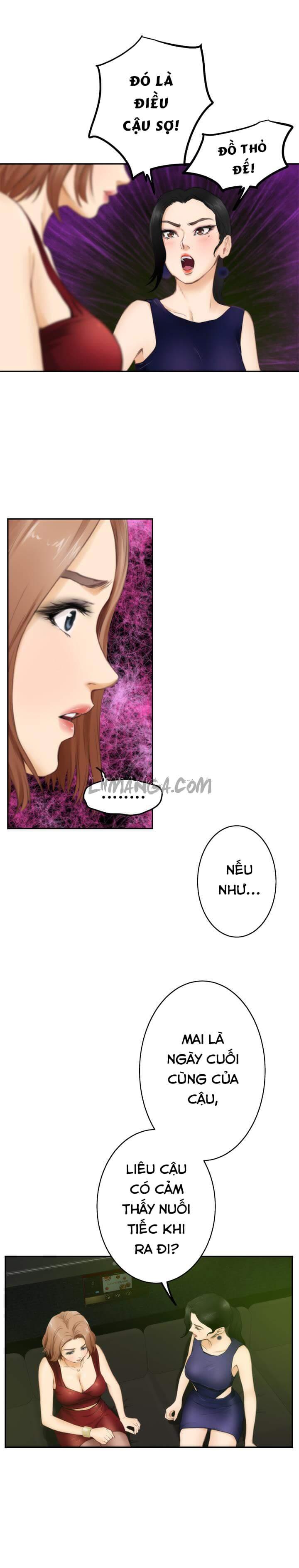 H-Mate Chapter 50 - Trang 6