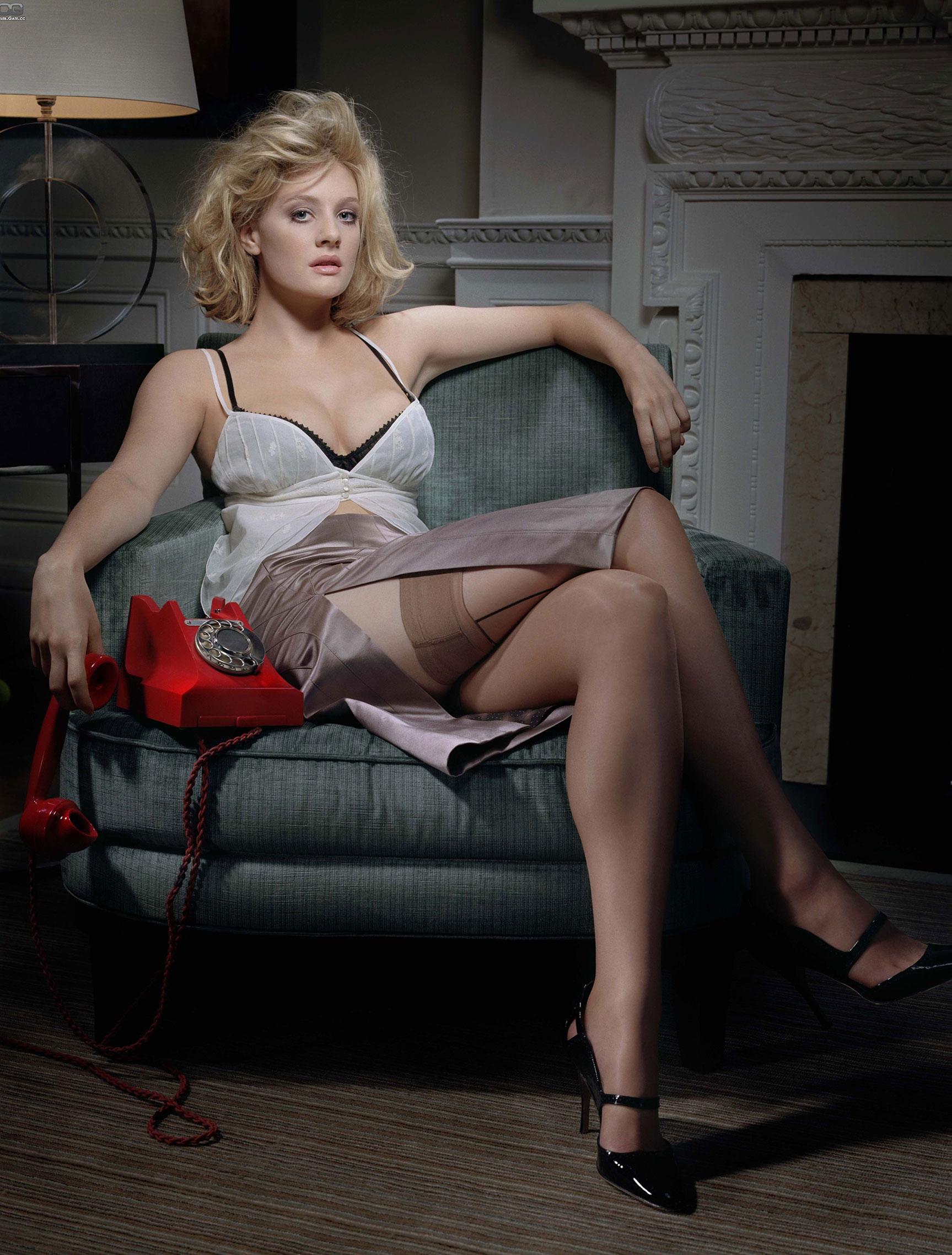 Ромола Гарай в журнале Esquire / фото 07