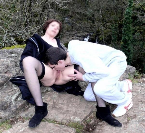 Cunnilingus orgasm hd-7089
