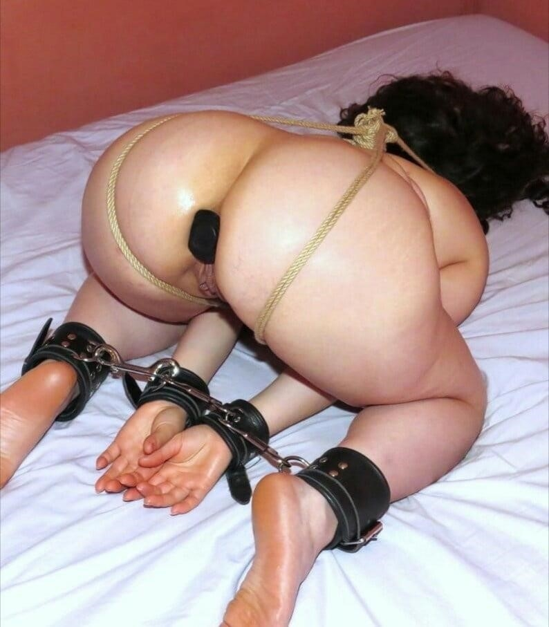 Amateur bondage anal-9936