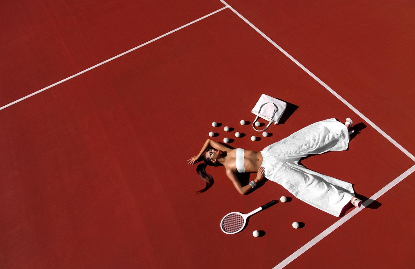 A Racquet Sport / Jess Yeh by Meiji Nguyen / var magazine