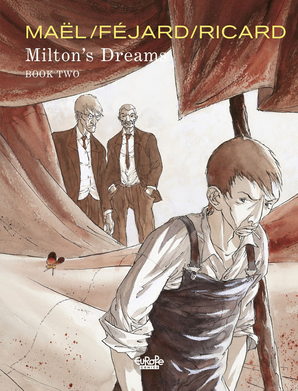 Milton's Dreams 01-02 (2018-2019)