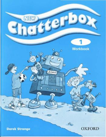New Chatterbox 1 Workbook