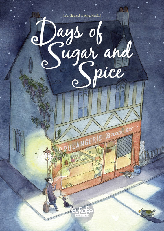 Days of Sugar and Spice (Europe Comics 2019)