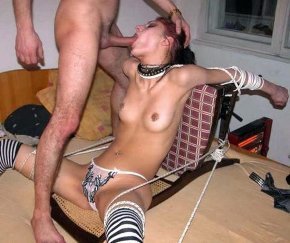 Forced blowjob pictures-8544