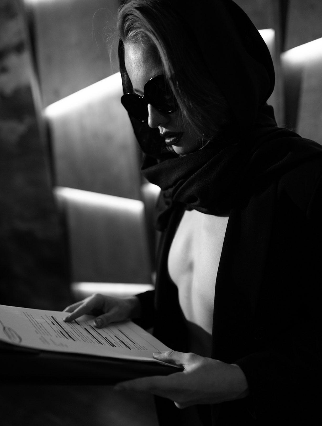 Сексуальный секретный агент во вражеском штабе / фото 11