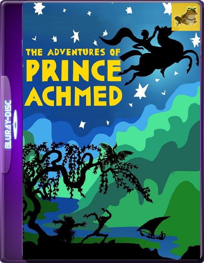 The Adventures Of Prince Achmed (1926) Brrip 1080p (60 FPS) Inglés Subtitulado