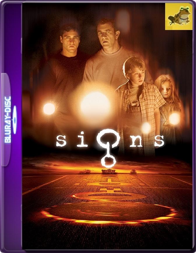 Señales (2002) Brrip 1080p (60 FPS) Latino / Inglés
