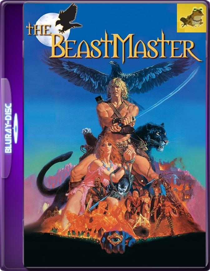 El Señor De Las Bestias (1982) Brrip 1080p (60 FPS) Latino / Inglés