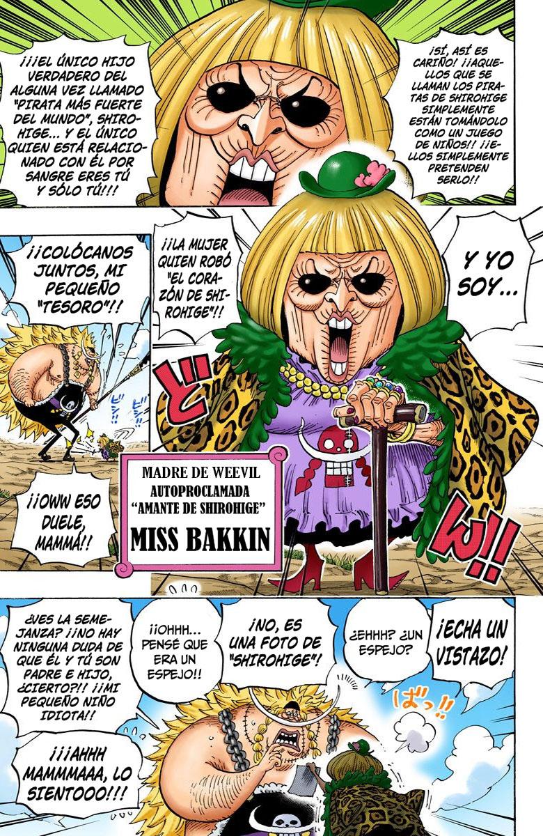 One Piece Manga 801-802 [Full Color] [Dressrosa] Sdg5qiko_o