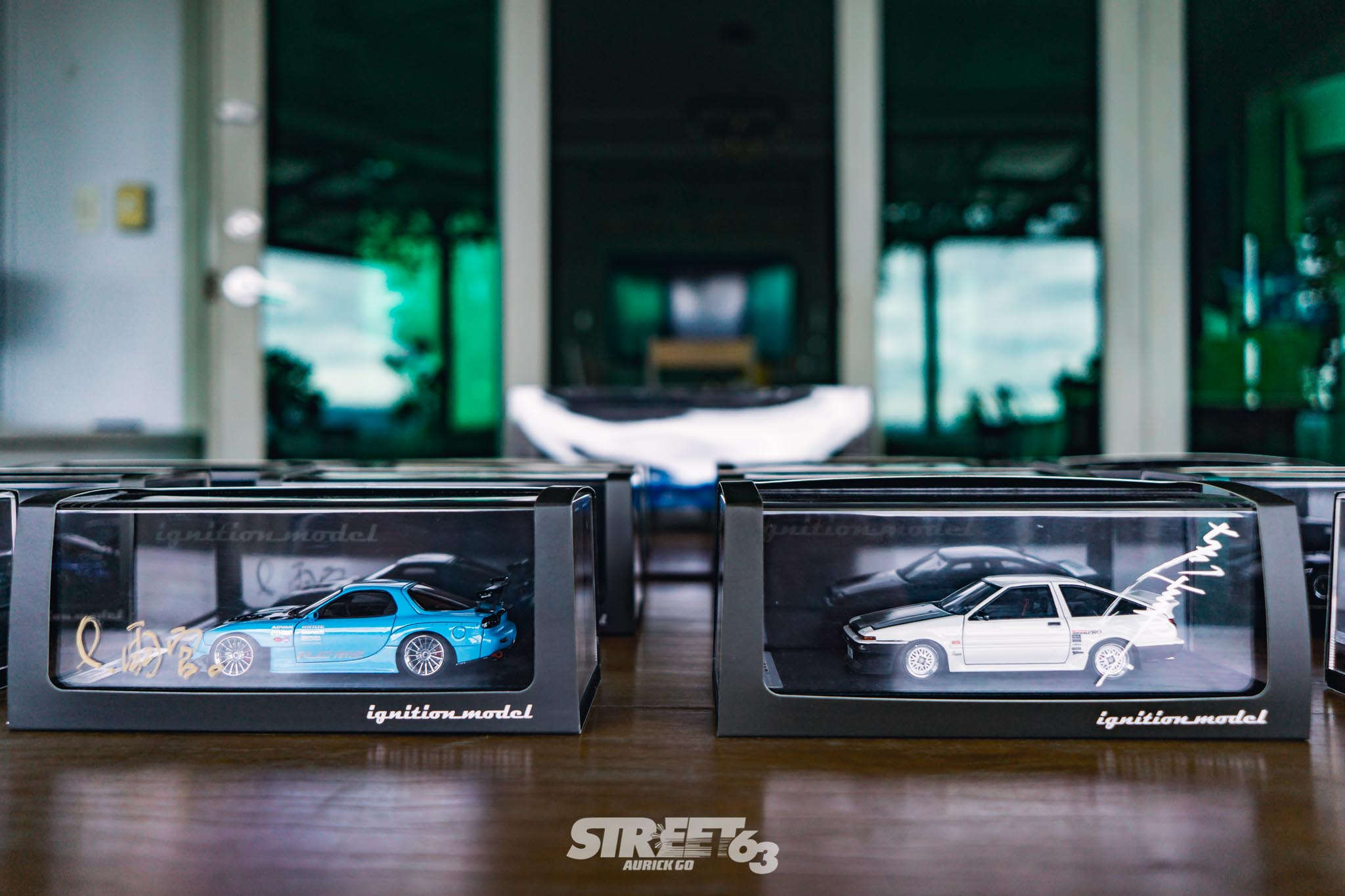 Mini63: The Street63 Diecast Collection 7