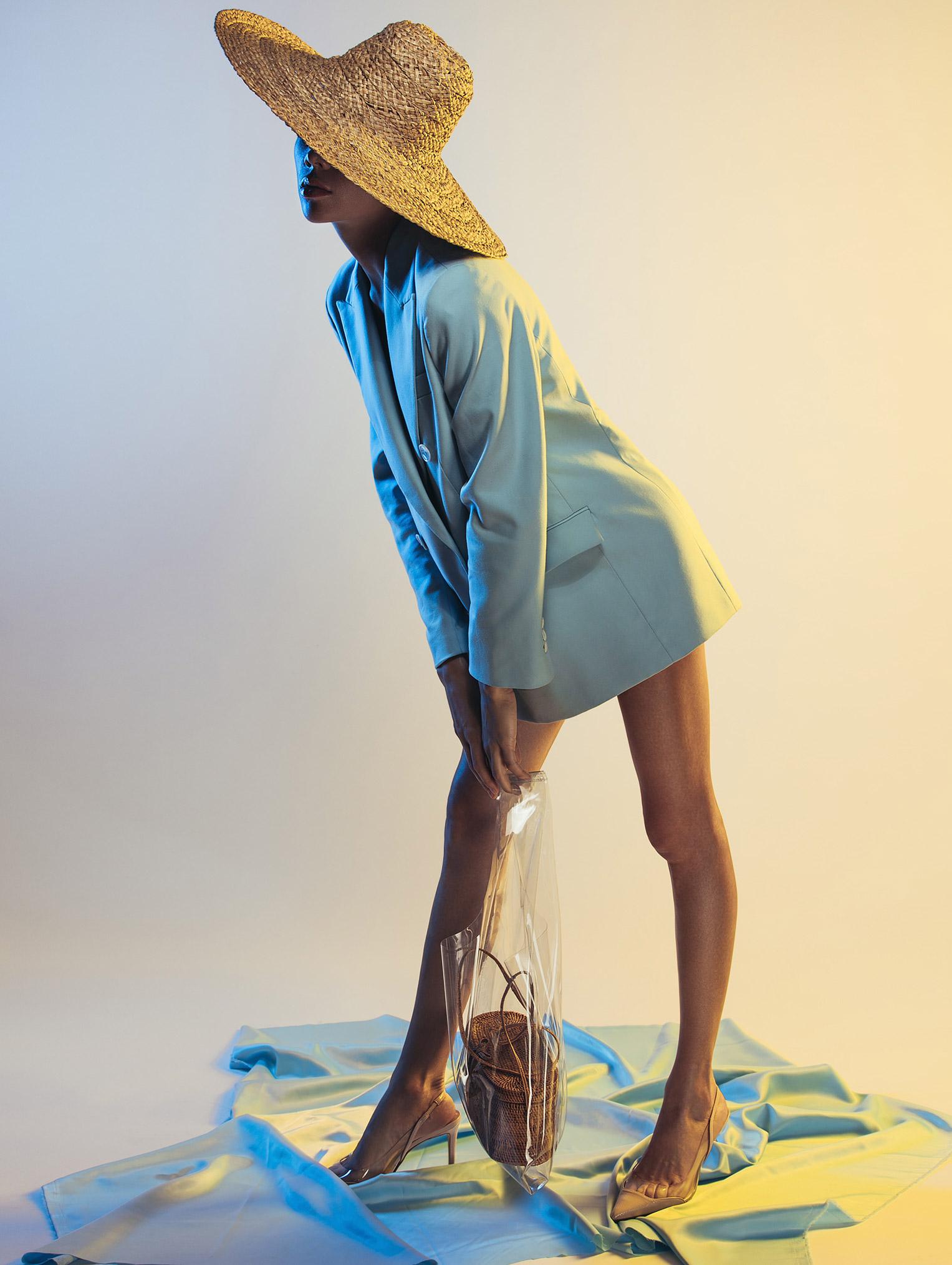Джейн в каталоге модной одежды LouLou 2019 / фото 10