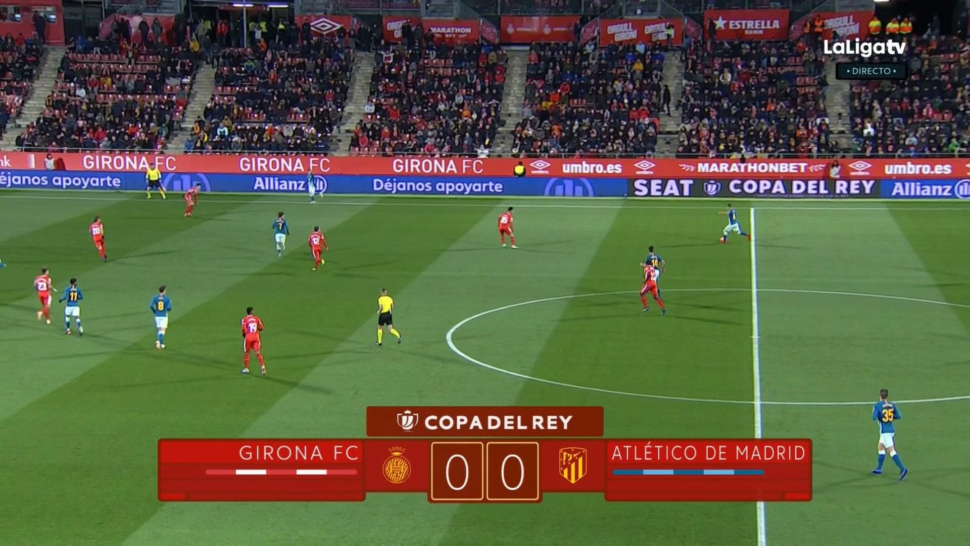 Xem lại: Girona vs Atletico Madrid