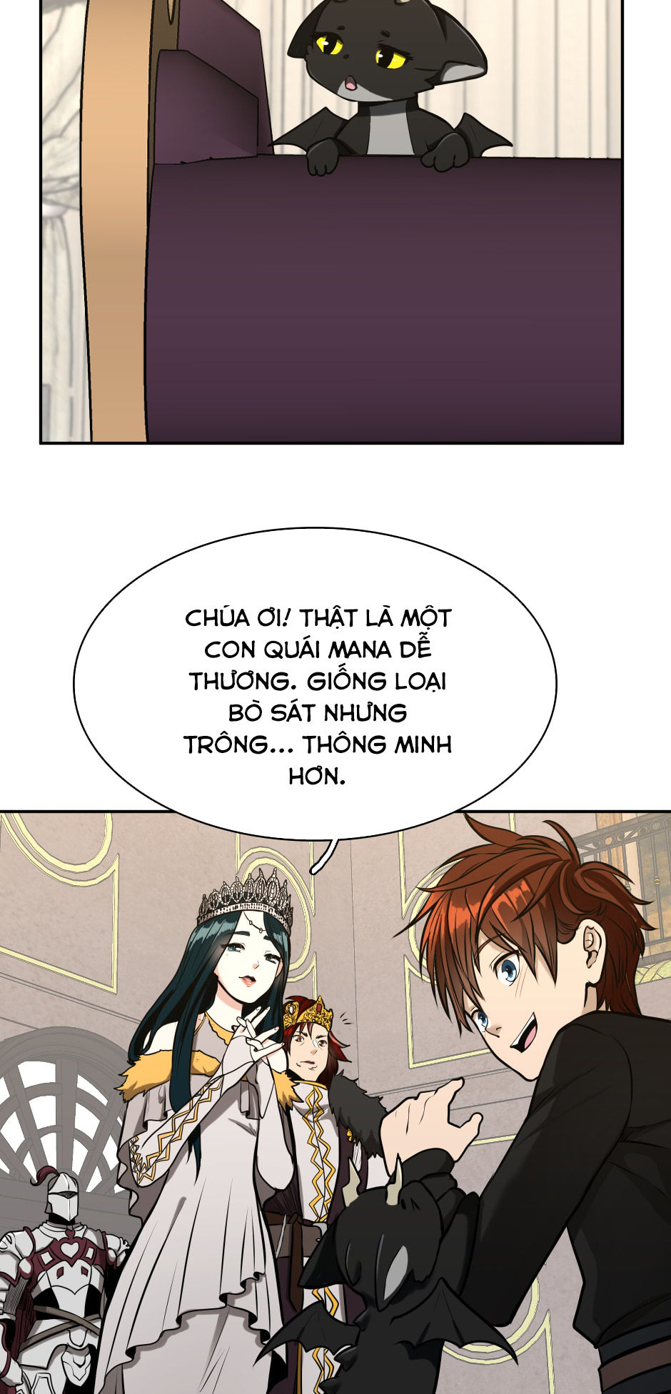 The Beginning After The End chap 40 - Trang 63
