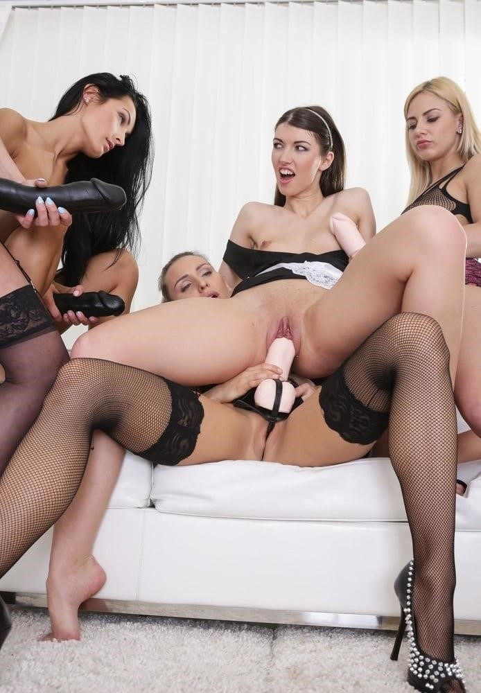 Lesbian group forced porn-8716