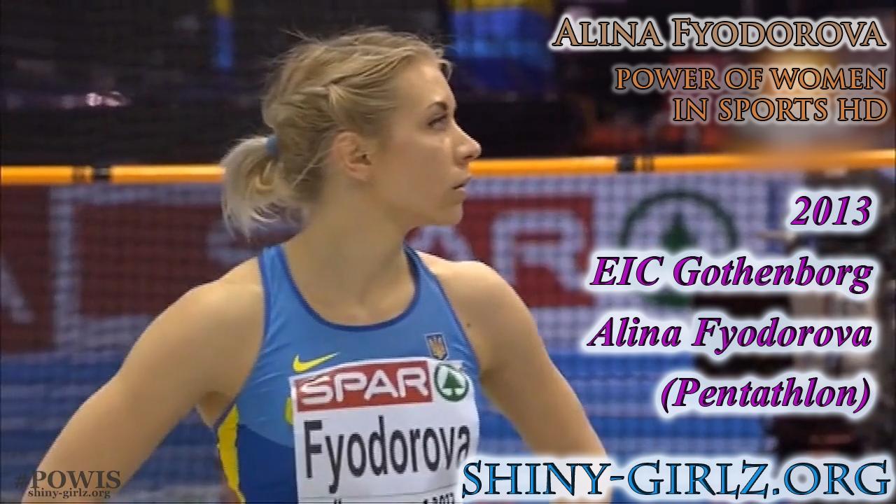 2013 EIC Gothenborg – Alina Fyodorova (Pentathlon)