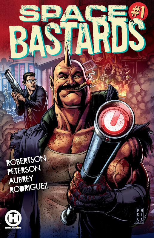 Space Bastards 001 (2021)