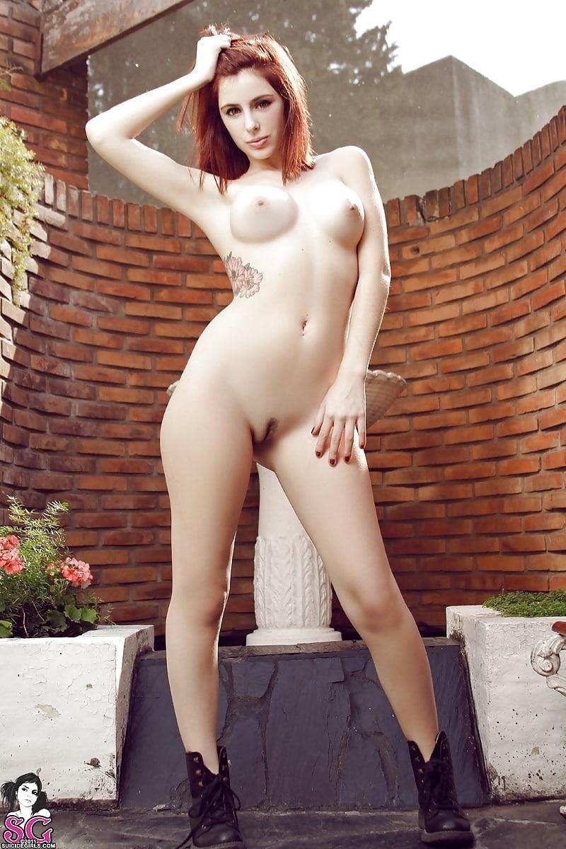Sexy tattoo girls nude-5127