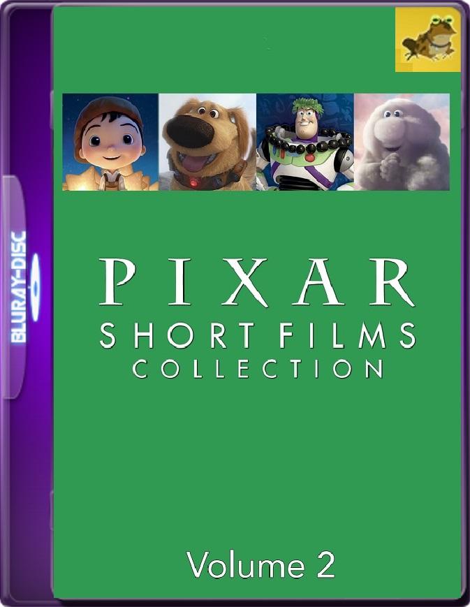 Los Mejores Cortos De Pixar: Volumen 2 (2012) Brrip 1080p (60 FPS) Latino