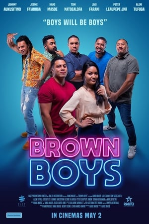 Brown Boys 2019 720p WEBRip 800MB x264-GalaxyRG