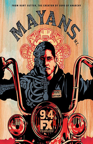Mayans M.C. Season 1(Complete)