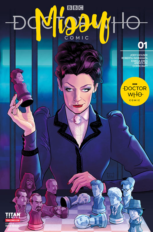 Doctor Who - Missy #1-4 (2021)