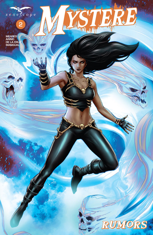 Mystere #1-2 (2019)