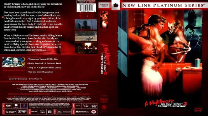 Pesadilla En La Calle Del Infierno 2 (1985) BRRip 720p Audio Trial Latino-Castellano-Ingles