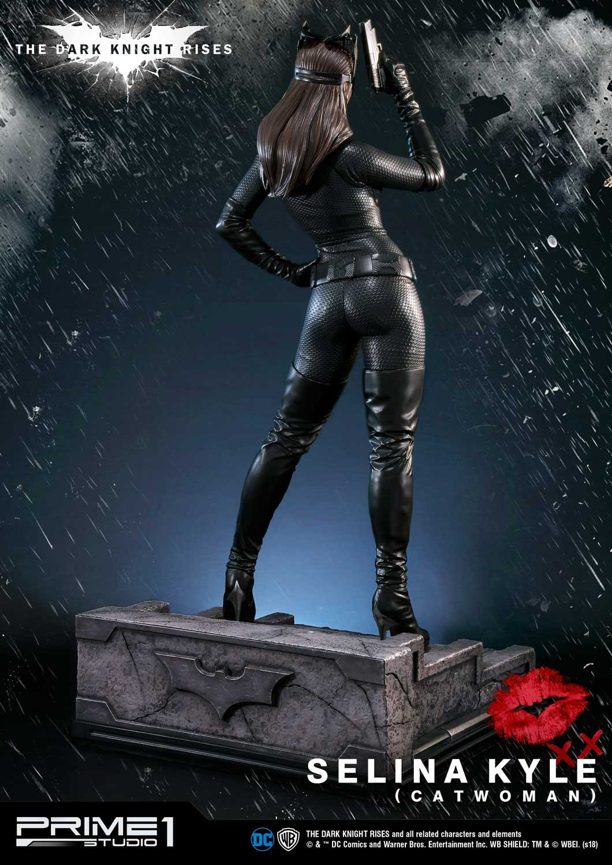 Catwoman (Selina Kyle) : Batman The Dark Knigh Rises (Prime 1 Studio) MI9NMOl7_o