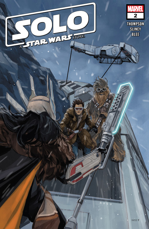 Solo - A Star Wars Story Adaptation #1-5 (2018-2019)