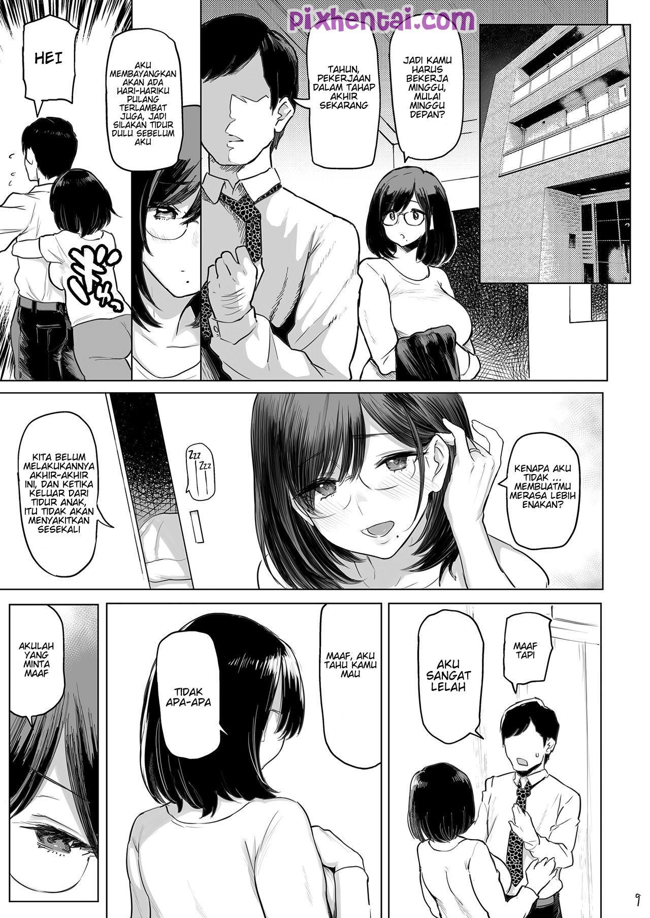 Komik hentai xxx manga sex bokep menghamili wanita bersuami dari guild member game 10