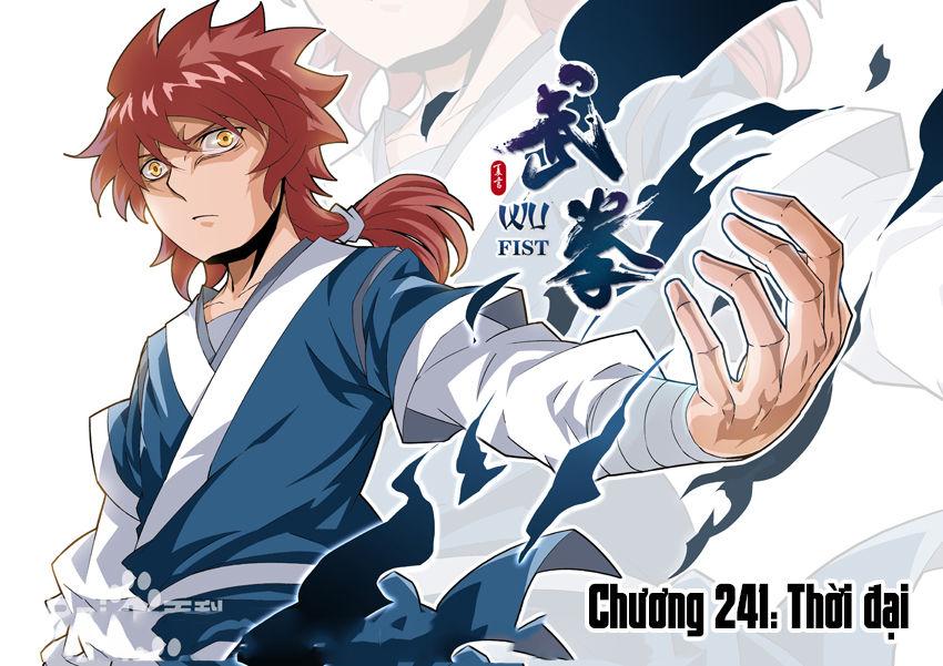 Quyền Bá Thiên Hạ Chapter 241