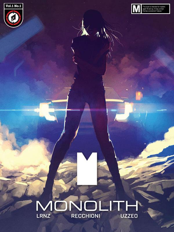 Monolith #1-4 (2021)