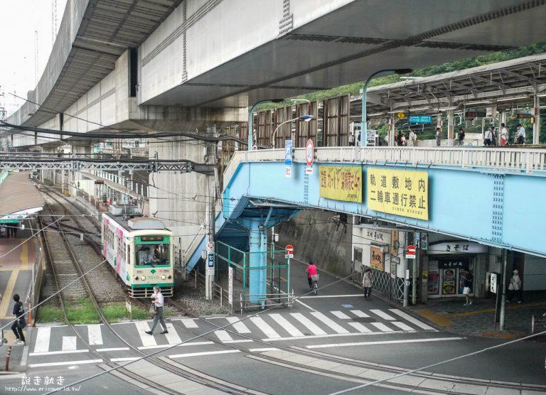 荒川線王子駅前