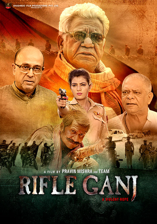 Rifle Ganj (2021) 1080p WEB-DL X264 AAC-Team IcTv Exclusive