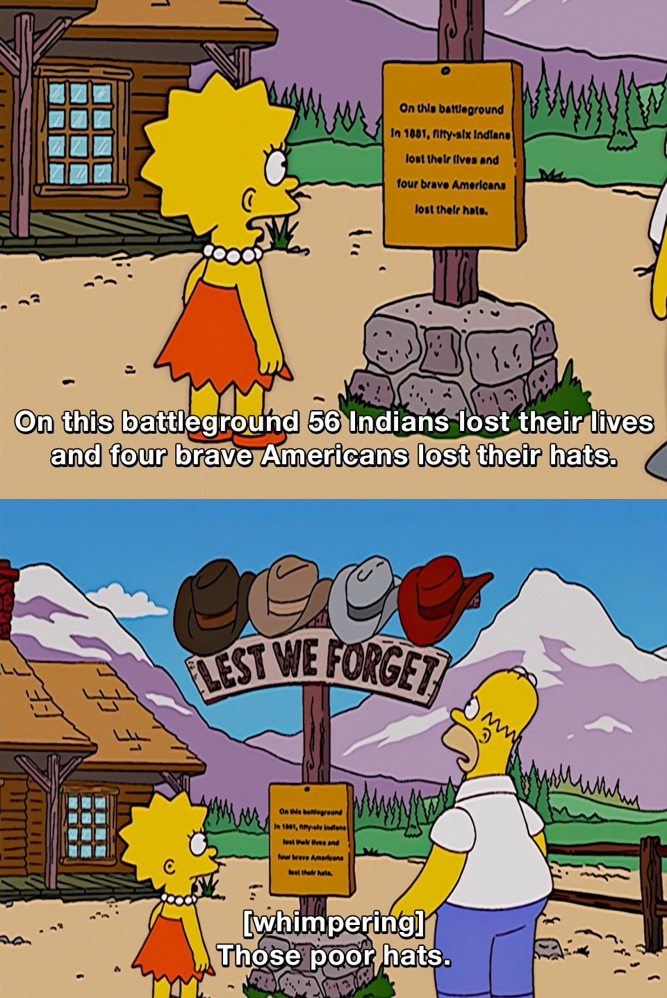 28 the simpsons funny captions memes quotes 15