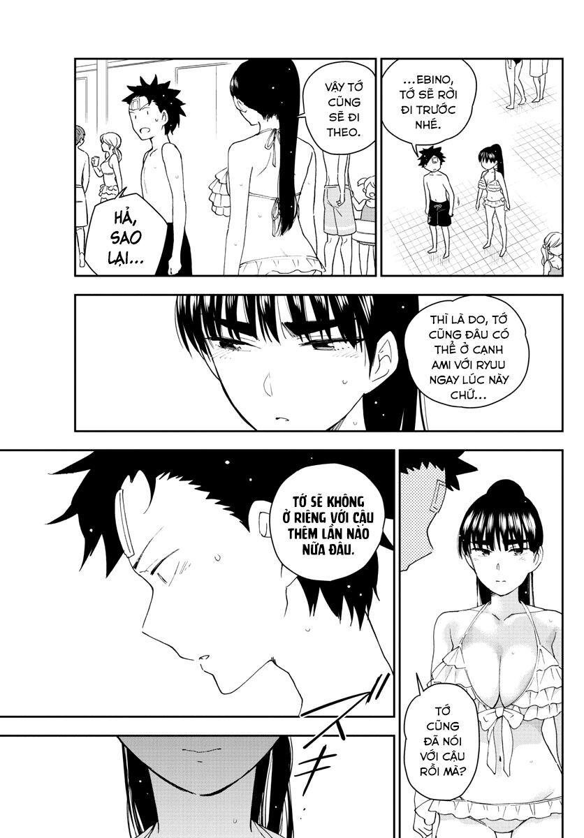 Hatsukoi Zombie Chapter 156 - Trang 19