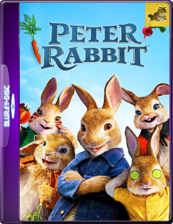 Las Travesuras De Peter Rabbit (2018) Brrip 1080p (60 FPS) Latino