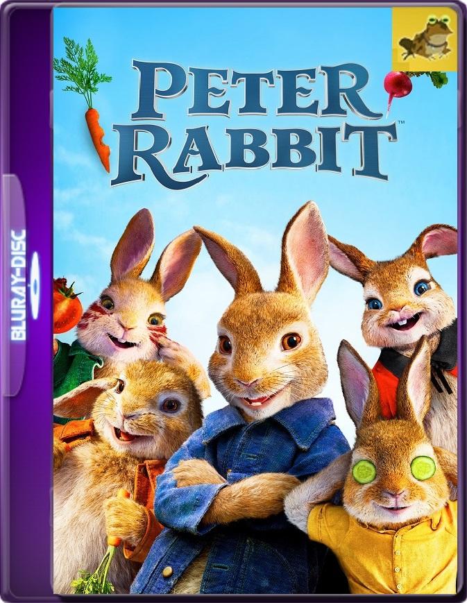 Las Travesuras De Peter Rabbit (2018) Brrip 1080p (60 FPS) Latino