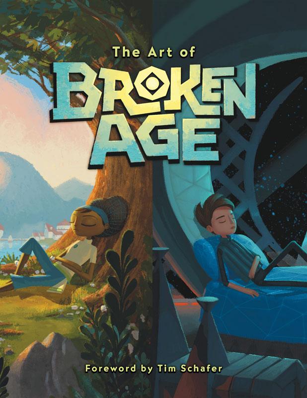 The Art of Broken Age (2016)