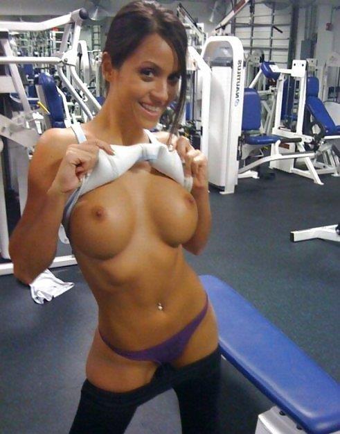 Sexy gym girl pics-3991