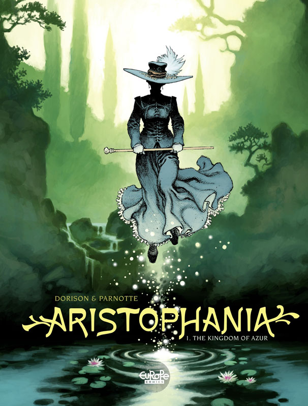 Aristophania 01 - The Kingdom of Azur (2019)