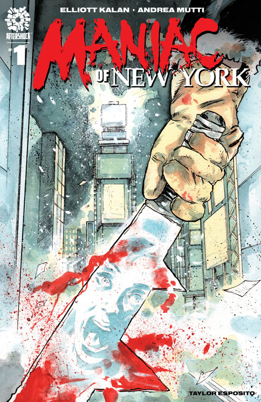 Maniac of New York #1-2 (2021)
