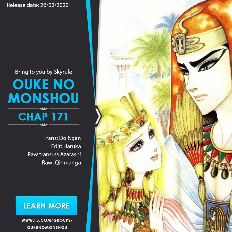 Nữ hoàng Ai Cập Chap 171 . Next Chap Chap tập 162