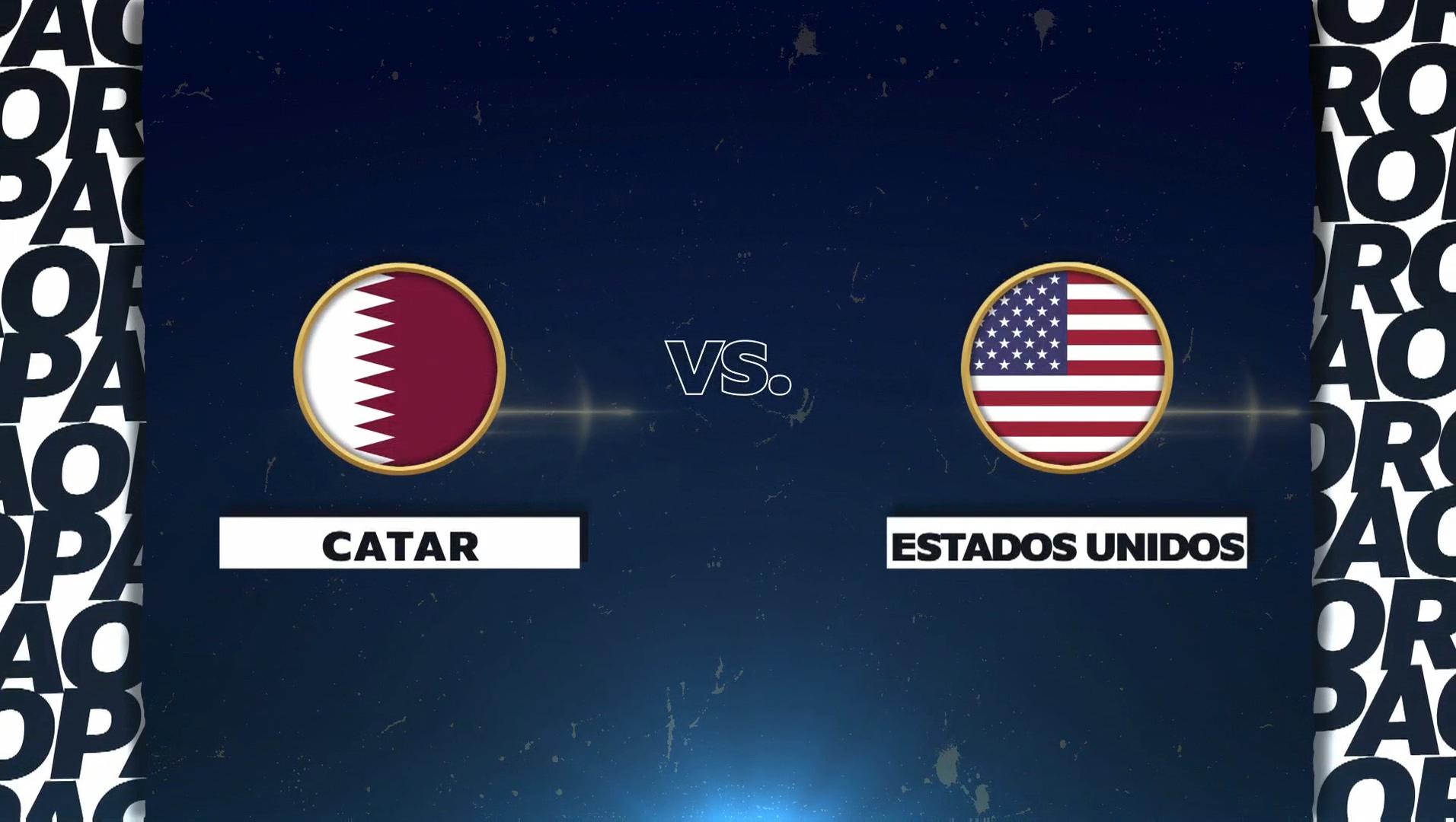 Full match: Qatar vs United States